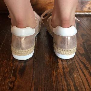 Aldo Shoes - Aldo Lace Espadrilles
